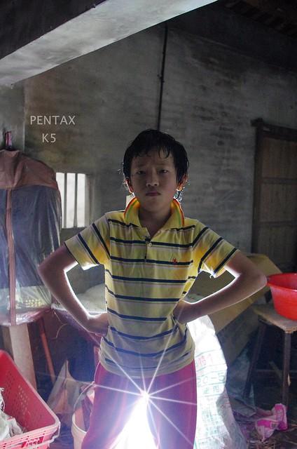 一個醞釀中的少年