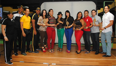 Premiación 2do programa Body Transformatión @ Golds GYM Moca