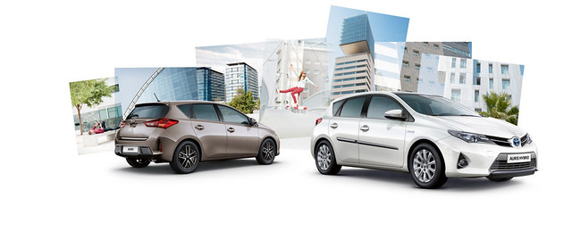 Accesorios Originales Toyota Auris