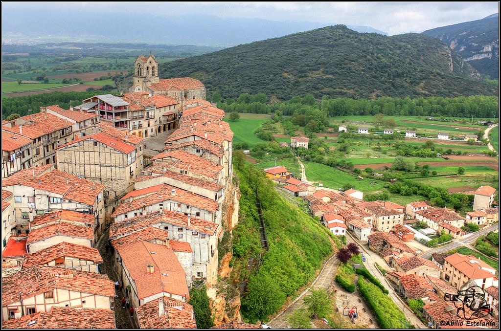 Frías, ciudad medieval
