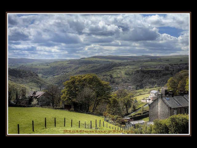 A small piece of Yorkshire.