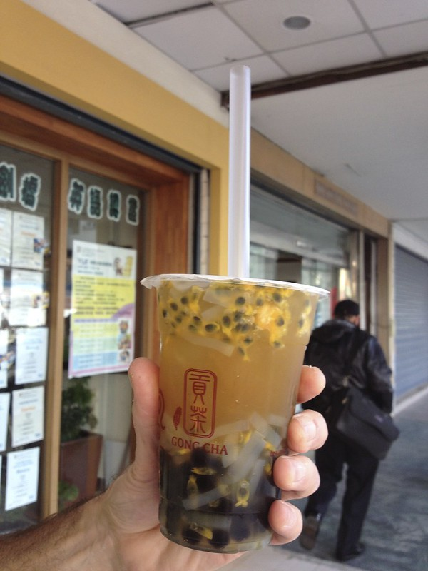 Yum, Bubble Tea!