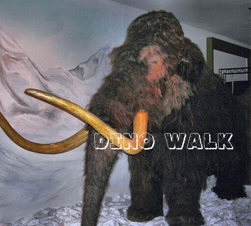Life Size Animatronic Mammut