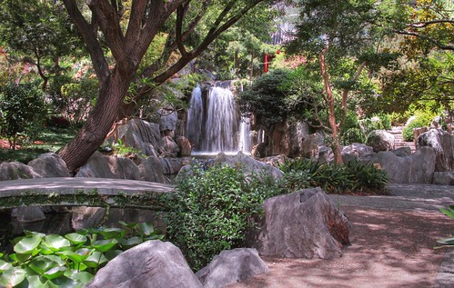 Sydney Chinese Gardens HDR