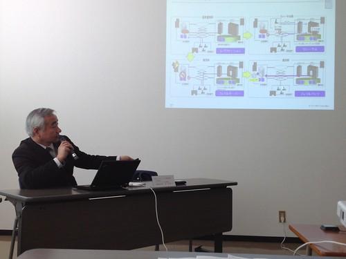 卸団地BCPセミナー 被災からデータを守る by haruhiko_iyota
