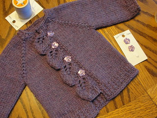 Cascade Baby Sweater 2.3