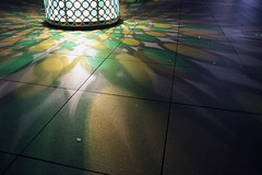 Coloured Shadow