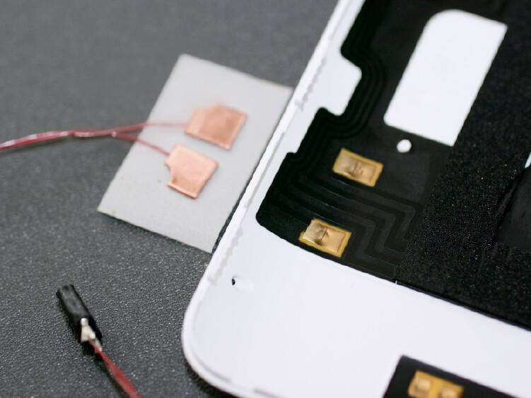 NFC Antenna Nexus 7