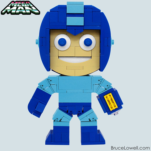 LEGO Mega Man Figures