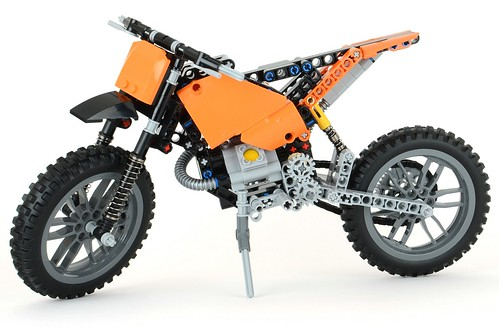 42007 Motocross bike