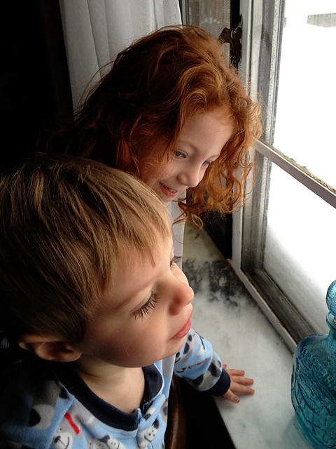 Snowdays and Siblings