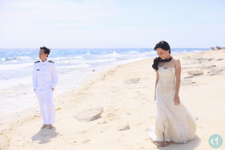 Sumilon Cebu Postnup, Cebu Wedding Photographer
