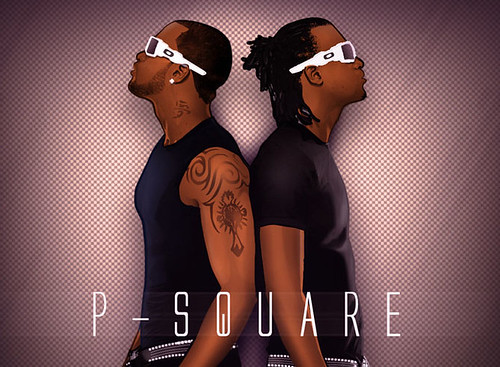 P-Square Album Cover Redone