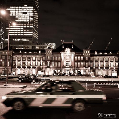 #32 東京車站