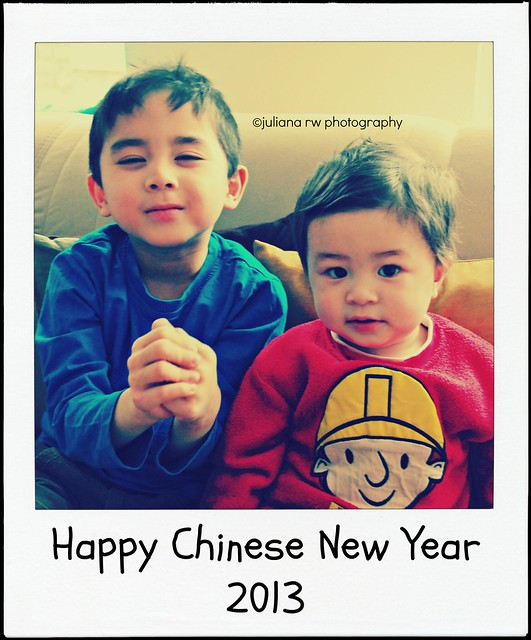 Happy CNY 2013