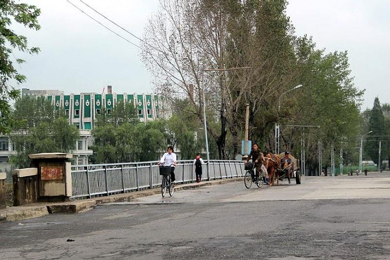 North Korea. Bikes(4)