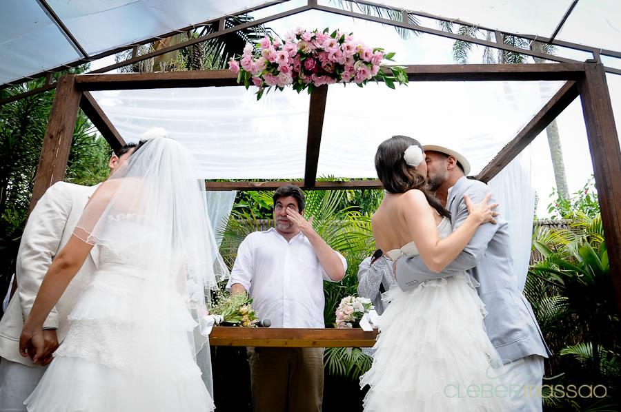 Janaina e Daniel Renza e Gustavo Casamento Duplo em Arujá Sitio 3 irmãos (90 de 195)