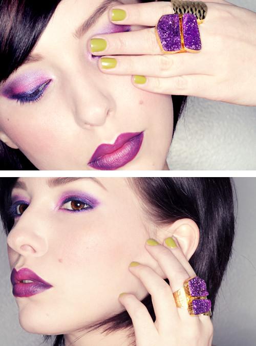 makeup monday sour grapes and a giveaway keiko lynn