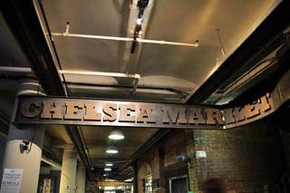 Hall del Chelsea Market