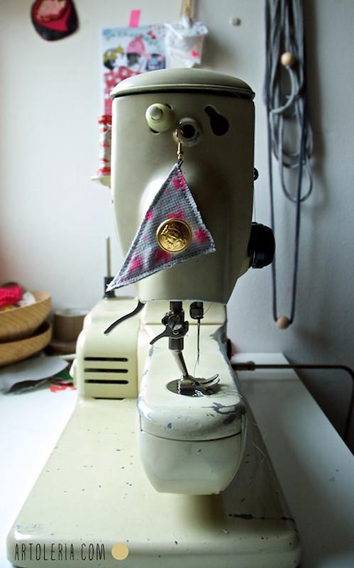 Bernina la mia macchina per cucire è vintage
