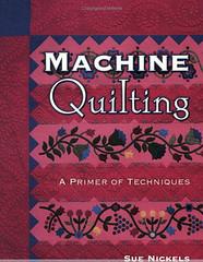 machine quilting by sue nickels