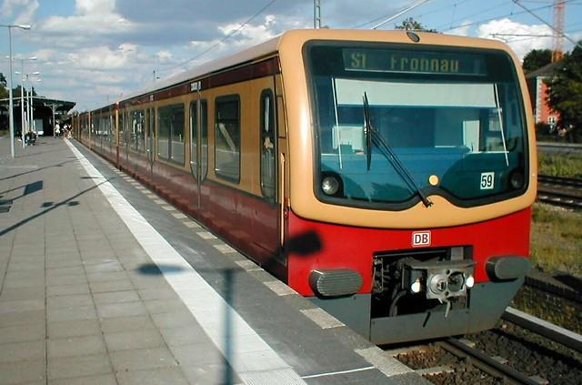 Berlin S-Bahn (from Wikipedia)