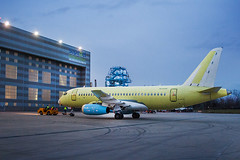 Second SSJ100 for Interjet
