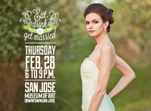 Eat, Drink, and Get Married at the San Jose Museum of Art