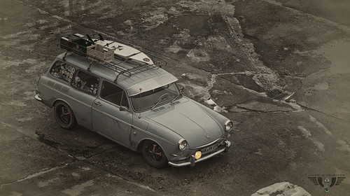 VW Typ 3 Variant by Wutzman