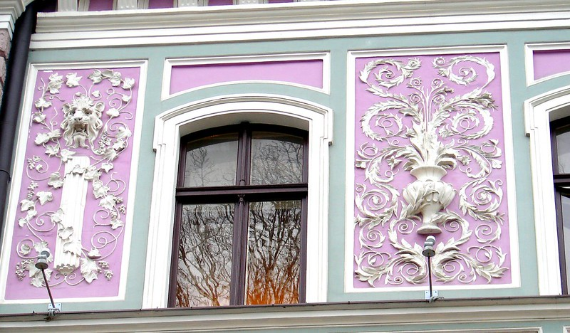 Art Nouveau by aigarsbruvelis