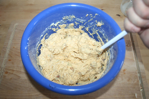 26 - Teig vermengen / Mix dough