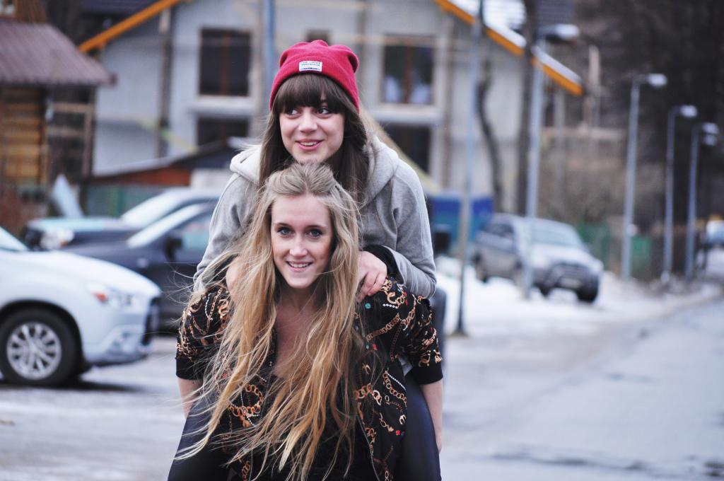 Guestbloggers Anna & Joanna