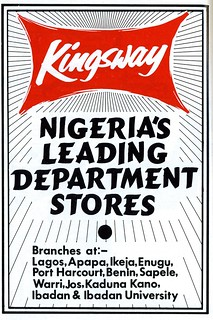 Guide to Lagos 1975 044 kingsway stores
