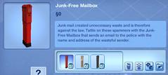Junk Free Mailbox