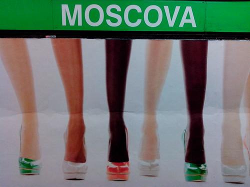 Fermata Verde Moscova! by Ylbert Durishti
