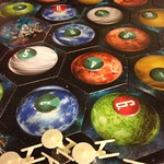 Playing Star Trek Catan!