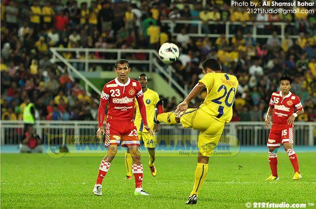Kelantan vs Pahang 2013