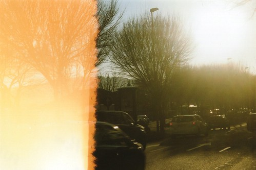 Light leak