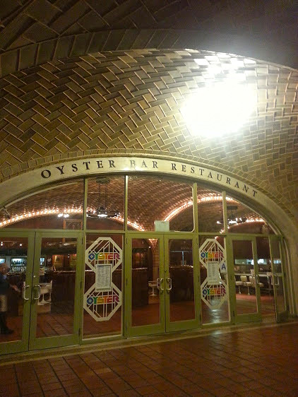 Grand Central Oyster Bar - Grand Central Station NYC