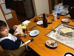 晩御飯 2013/2/24