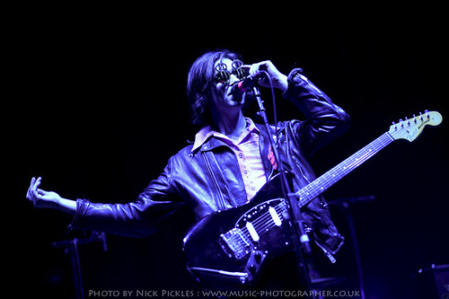 NME Tour - Peace