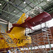 UD-13 (Canadair CL-215) Tail assembly