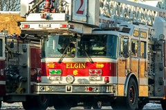 Elgin - Fire Truck