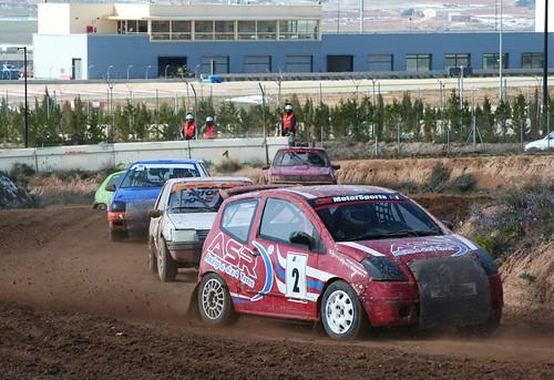 X Autocross Ciudad de Alcañiz