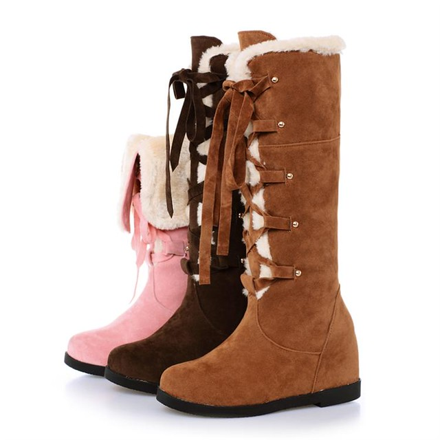 Cute Women's Snow Boots | Santa Barbara Institute for ...