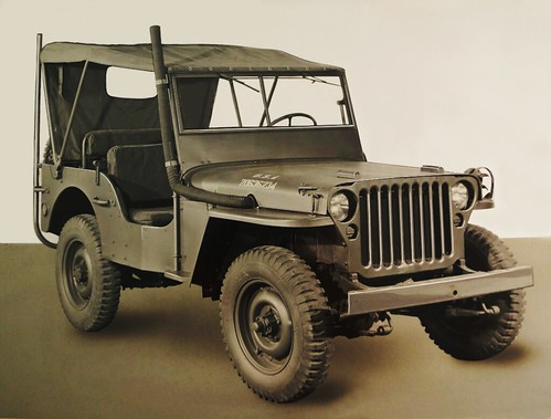 Jeep Willys MB Water Fording Kit by lee.ekstrom