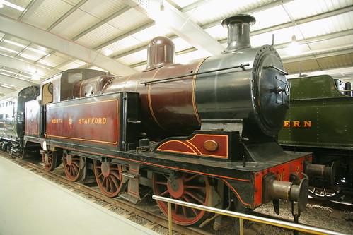 NSR Adams 'New L' Class '0-6-2T' 2