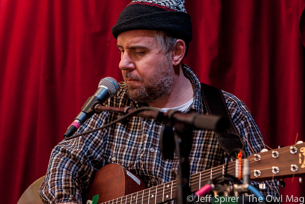 NOISE POP 2013: Jason Lytle of Grandaddy @ Brick & Mortar, 2/26/13