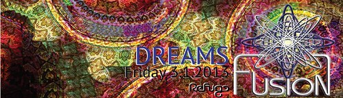 Fusion Dreams @ Refuge PDX