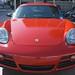 2007 Porsche Cayman 5spd Guards Red Black in Beverly Hills @porscheconnection 708
